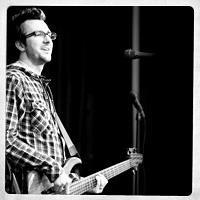 Bryan Willard, bass guitar and vocals